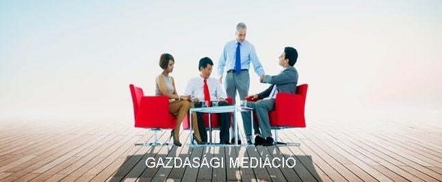 gazdasági mediáció